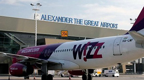 Wizz Air Has Provided Transport For One Million Passenger From And To Skopje Macedonian News Agency Kurir Mk Macedonian News Agency Kurir Mk